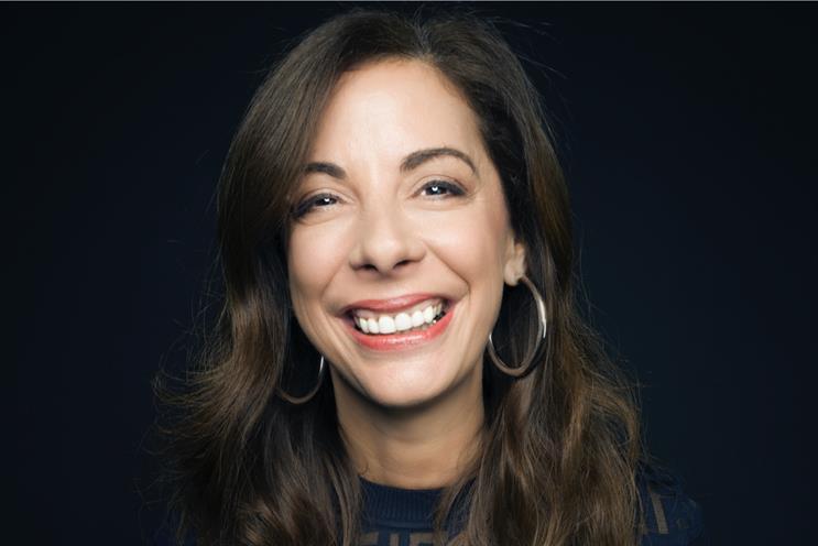 Liz Taylor: Ogilvy's new global chief creative officer