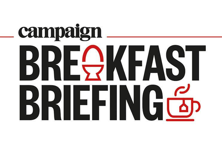 Breakfast briefing: latest event focuses on evolving ad agency model