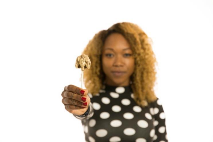 Candy Mechanics 3D chocolate lollipop scanner