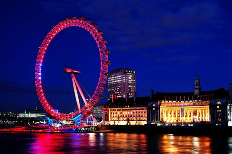 London Eye to transform into digital love letter for Valentine's Day
