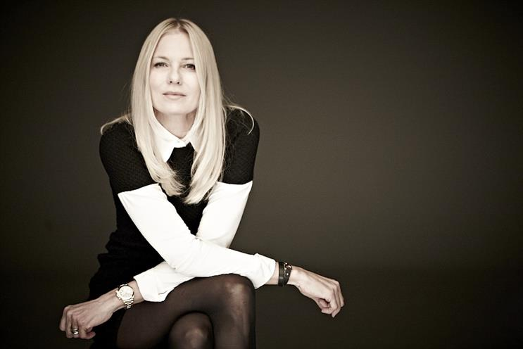 Lotta Malm Hallqvist: has run global new business for McCann and Mother