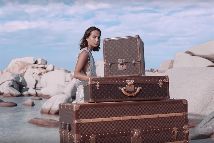 Louis Vuitton: part of LVMH