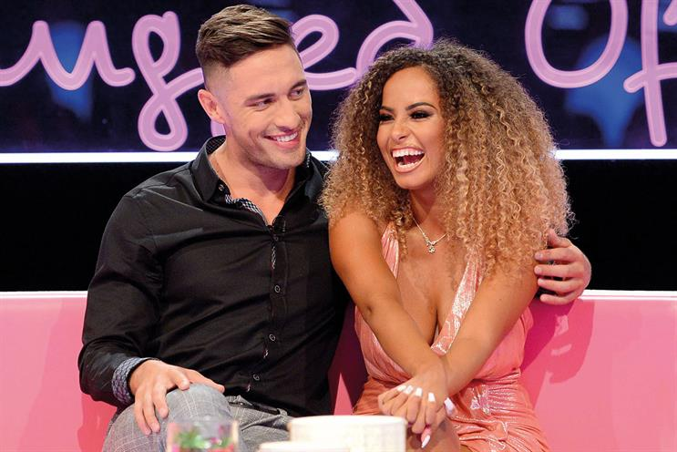 Love Island: this year's winners Greg O'Shea and Amber Gill