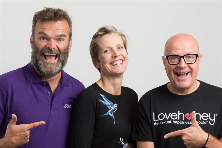 Lovehoney: Longhurst, Warby and Slateford
