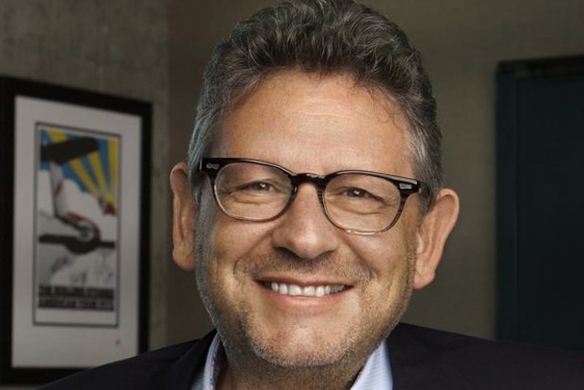 Lucian Grainge: the chairman and chief executive at Universal Media Group
