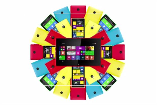 Nokia: 'everything just became a lot #MoreColorful' campaign
