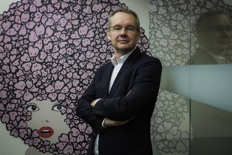 David Lynn is Channel 5's stealthy change-maker