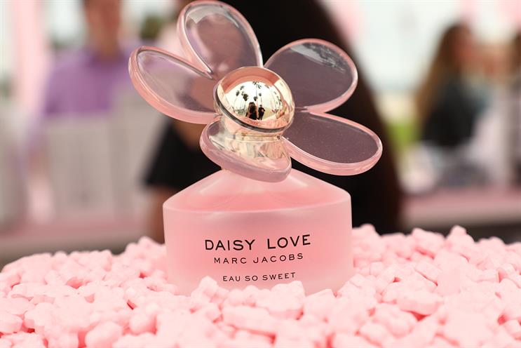 Marc Jacobs Fragrances: scent discovery pop-up