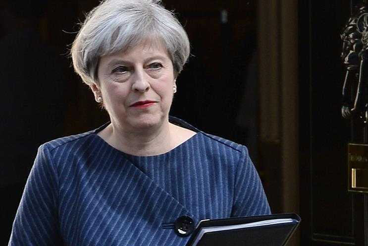 May's refusal to engage electorate is a warning for brands that spurn dialogue