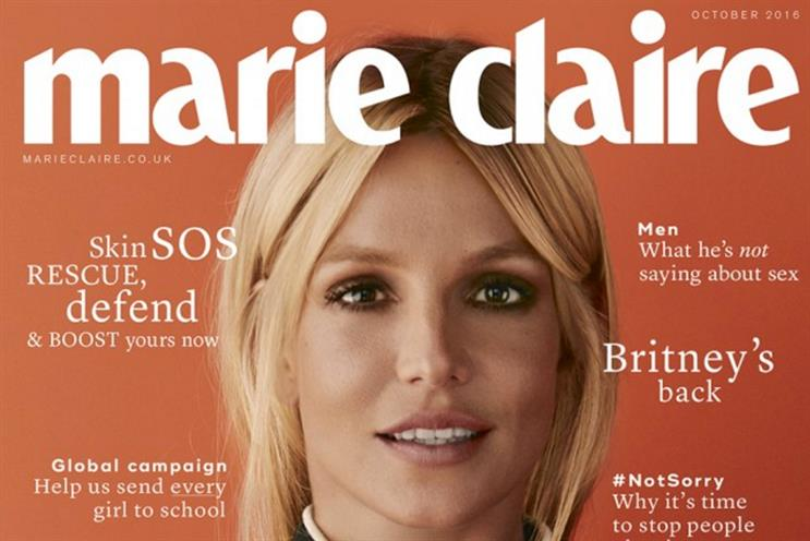Things we like: Marie Claire's makeover and the Telegraph's profits