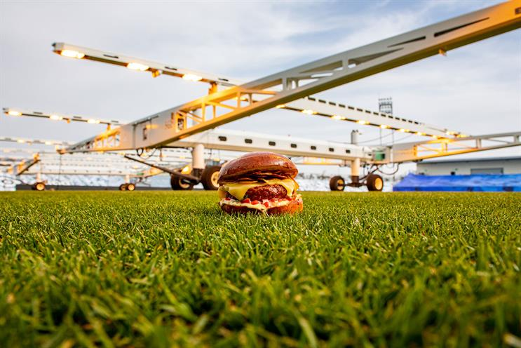 Meatless Farm: campaign will show how plant-based food can work for players on the pitch