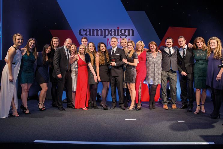 Campaign Media Awards 2015: MEC was named Agency of the Year