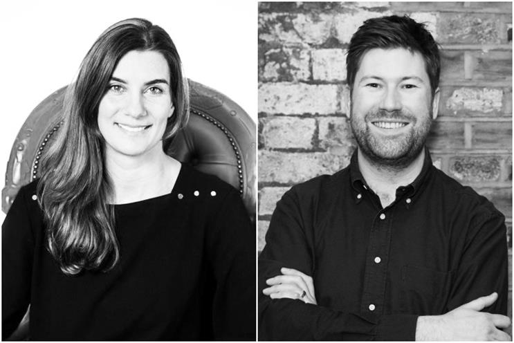 MG OMD: promotions for Peters and Adams