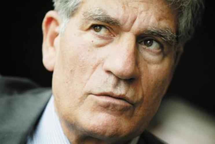 Maurice Lévy: the chief executive of Publicis Groupe