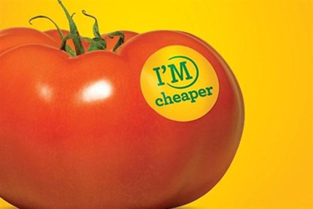 Morrisons: about to get much cheaper following price cut announcement