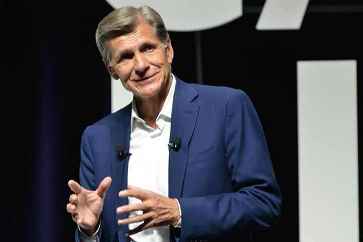 Marc Pritchard: chief brand officer, P&G