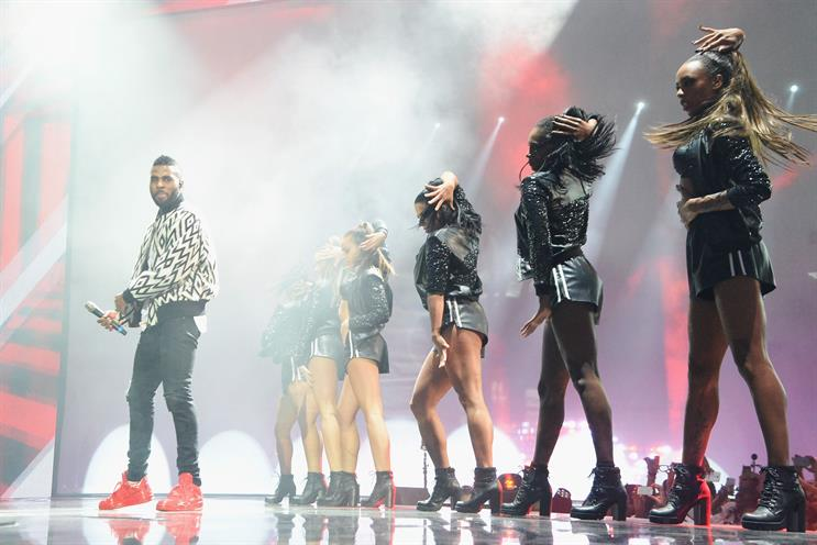MTV EMAs: Jason Derulo performs