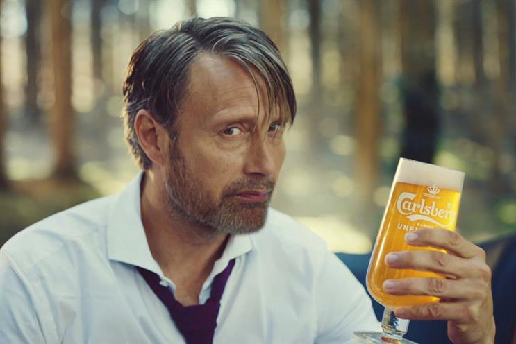 Mikkelsen: probably the most famous actor from Denmark