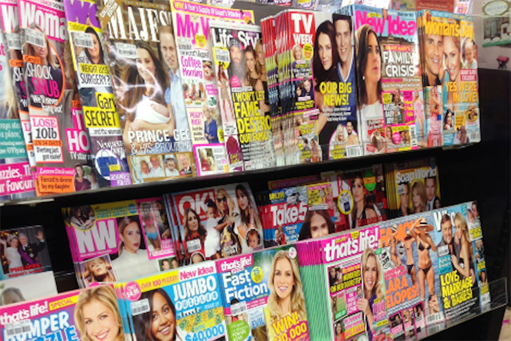 Magazines: consumption has been significantly influenced by life under lockdown