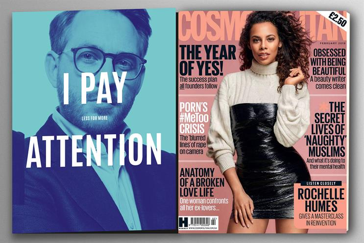 Magnetic launches ad campaign to show magazine advertising is 'underrated'