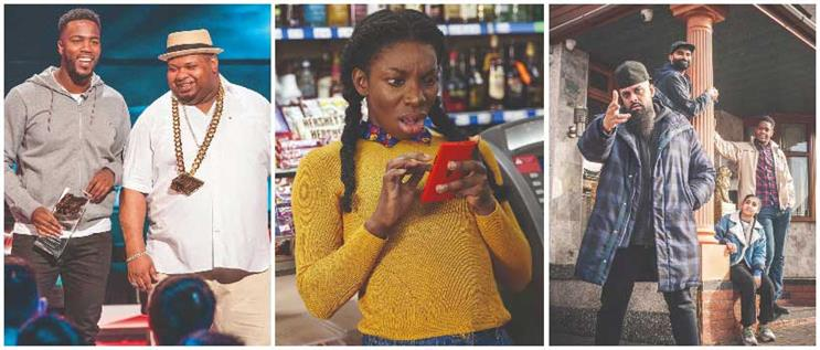The BAME screen test: does British TV lack diversity?