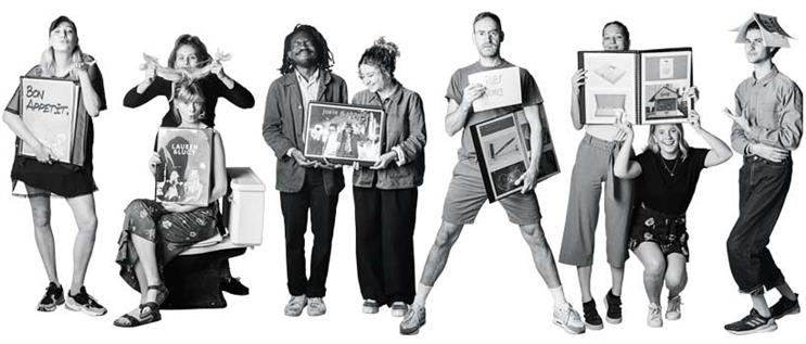Oddballs and misfits welcome: Inside the famed School of Communication Arts