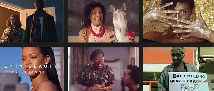 Black History Month: the (slowly) changing face of advertising