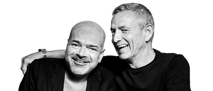 Creative soulmates: When Ash Atalla met Mark Whelan in Cool Britannia's heyday