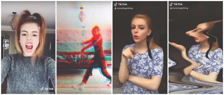 TikTok: social media in the fast lane