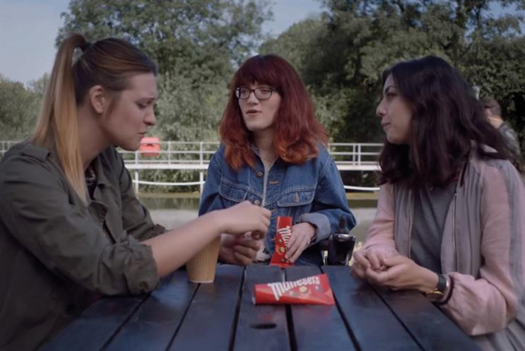 Maltesers: MediaCom and Zenith are repitching for UK account of parent Mars