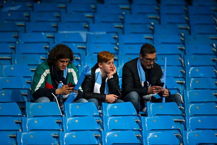 Manchester City: wants higher attendance for Champions League fixtures (Getty Images)