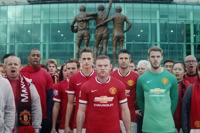Manchester United: the club revealed its latest shirt earlier this week