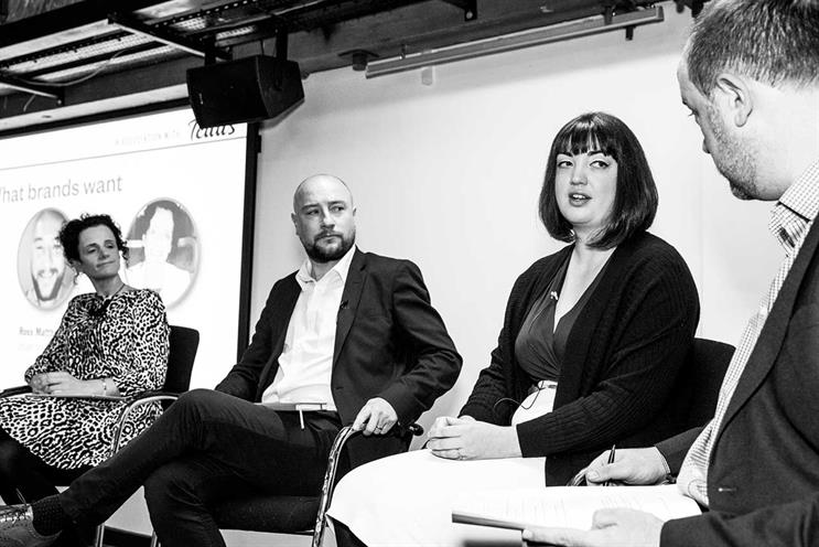 Campaign's Manchester breakfast: White, Matthews and Beesley