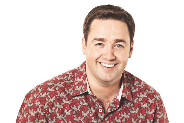 Jason Manford: joins Absolute Radio