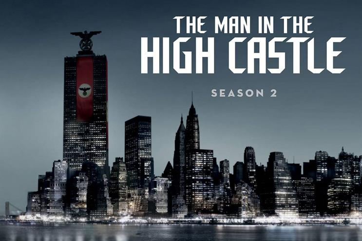 The Man in The High Castle is one of Amazon Studios' top programmes