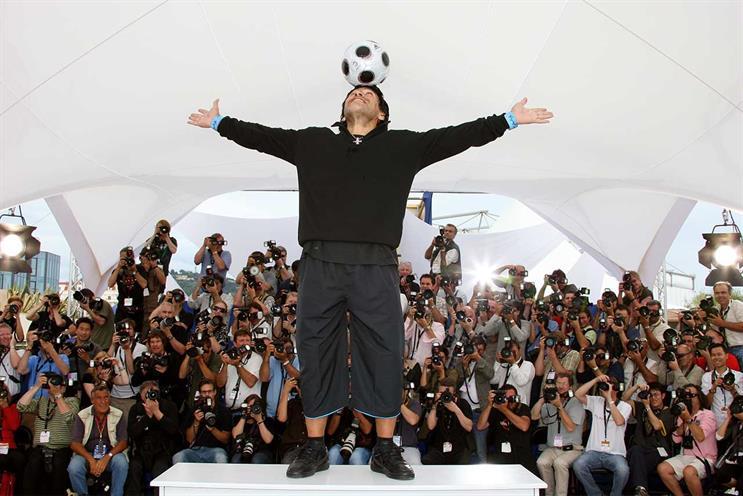 Diego Maradona: a tribute to one of Argentina's best copywriters