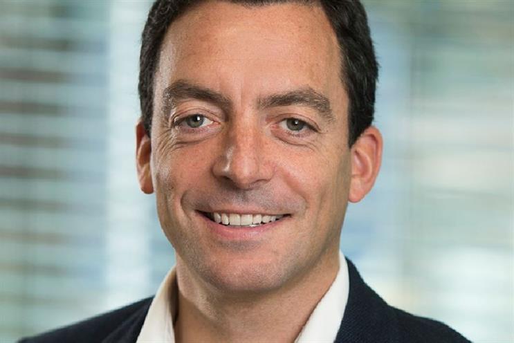 BT Consumer chief executive Marc Allera