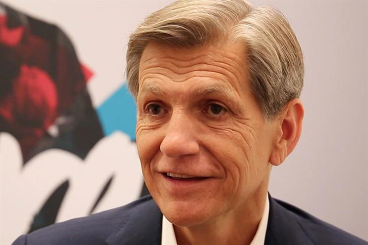 P&G's Pritchard: don't rule out TV in adspend 'horse race'