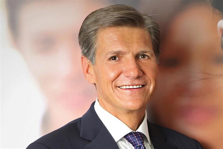 P&G's Marc Pritchard has been a powerful advocate for greater media transparency
