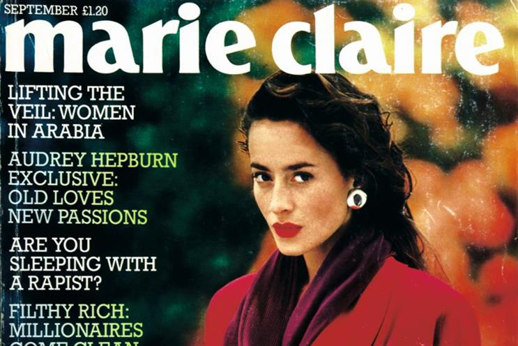 Marie Claire 30 years on: From Benson & Hedges to a female Doctor Who