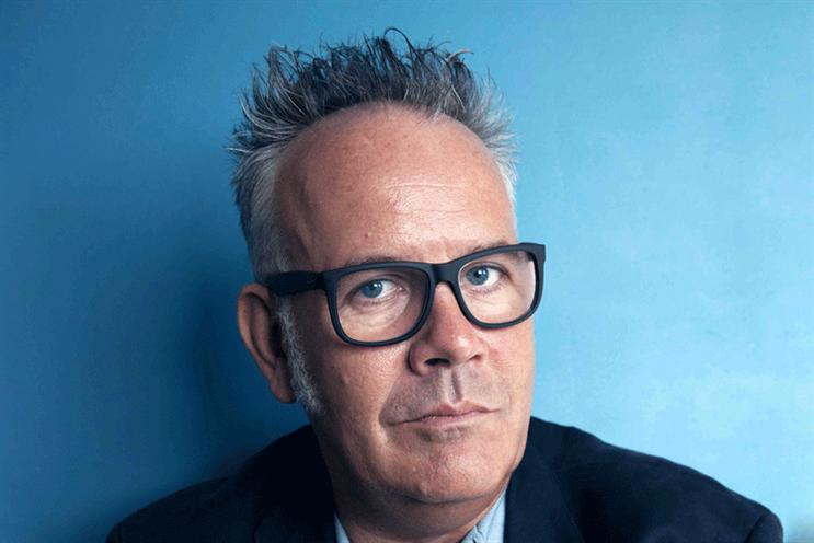 Leading consumer behaviour expert Mark Earls