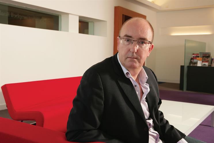 Roalfe: giving creative directors increased autonomy
