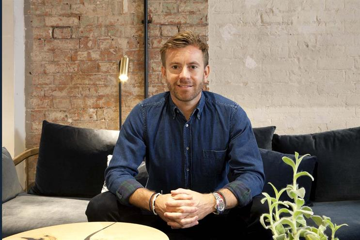 Lainas: will work across BBDO's European offices