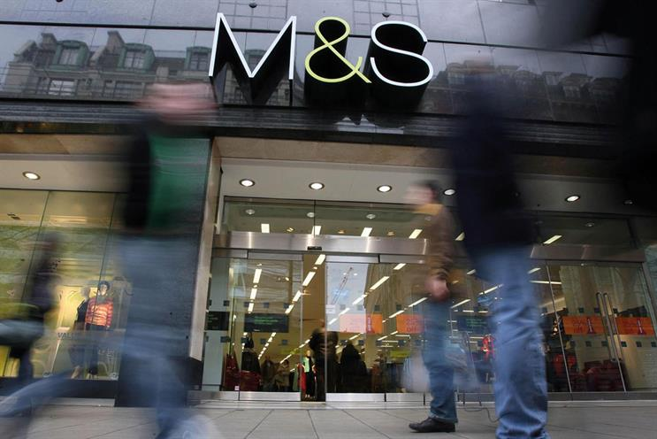 M&S: trialling online grocery delivery