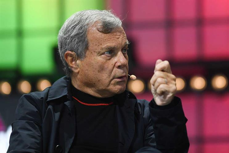Sorrell: 'The holding company model is past its sell-by date; it's finished' (Getty Images)