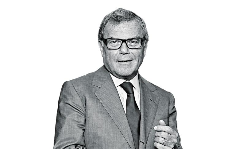 Sir Martin Sorrell, chief executive, WPP: Creativity doesn't exist only in the traditional creative department
