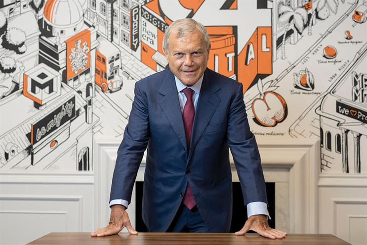 Sorrell: S4 Capital boss says firm's growth 'in line with the fast-growing digital platforms'