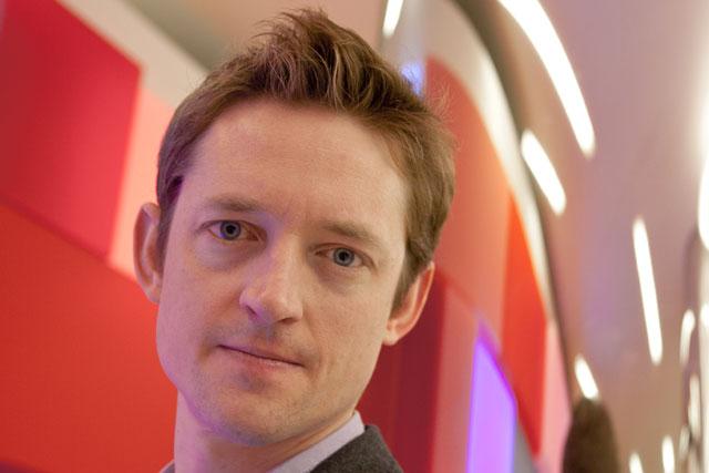 Matt Edwards, chief executive at WCRS