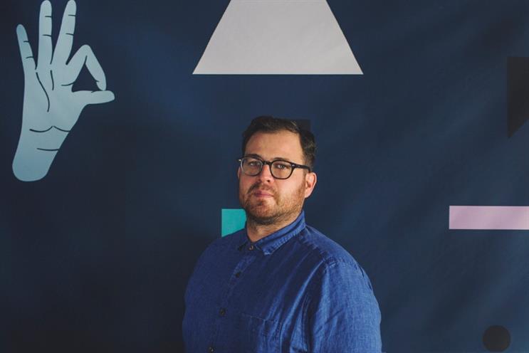 Matt Keon: executive creative director at 18 Feet & Rising