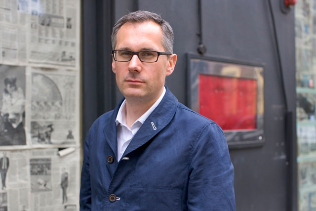 Matthew Charlton: the chief executive of Brothers and Sisters